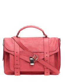 PROENZA SCHOULER PS1 Medium Lux Hibiscus