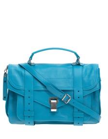 PROENZA SCHOULER PS1 Medium Lux Turquoise
