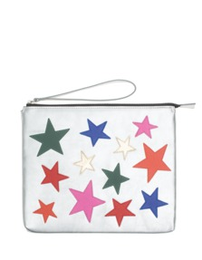 HOUSE OF CASES Stars Silver Multi