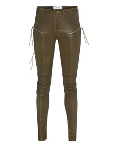 HIRONAÉ Paris Leather Khaki