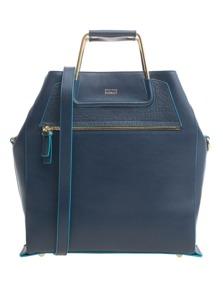STEFFEN SCHRAUT Chelsea Boxy Bag Navy
