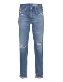 AG Jeans The Nikki Crop Relaxed 17 Years