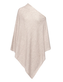ALBEROTANZA Magic Poncho Beige