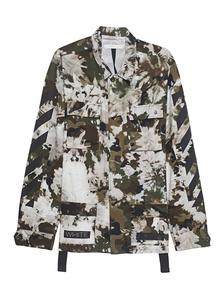 OFF-WHITE C/O VIRGIL ABLOH Camouflage Sahariana Multi