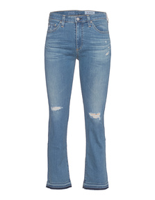 AG Jeans The Jodi Crop 18 Years Blue