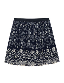 SEA  Bandana Skirt Blue
