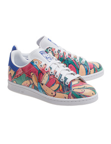 ADIDAS ORIGINALS Stan Smith FLWR Mutli