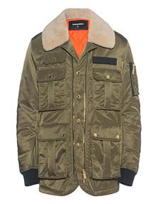DSQUARED2 Multi Pocket Puff Jacket