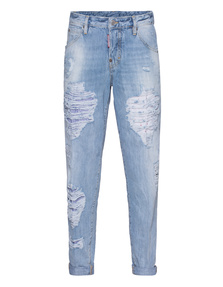 DSQUARED2 Hockney Long Crotch Blue