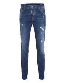 DSQUARED2 Cool Girl Jean Bottom Blue