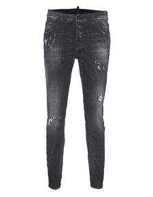 DSQUARED2 Cool Girl Jean Long Crotch Tight Bottom