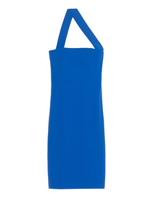 DSQUARED2 One Shoulder Royal Blue