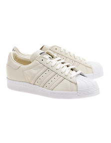 ADIDAS ORIGINALS Superstar 80s Woven Beige