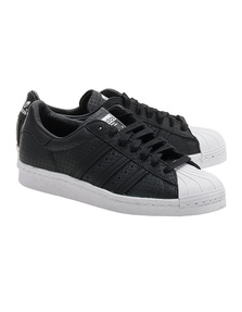 ADIDAS ORIGINALS Superstar 80s Woven Black