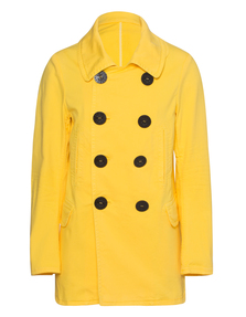 DSQUARED2 Peacoat Giallo