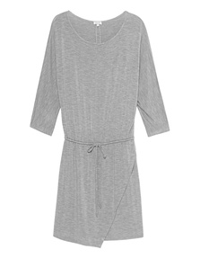 SPLENDID Heathered Dolman Grey