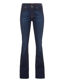 7 FOR ALL MANKIND Bootcut New York Dark