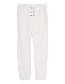 TRUE RELIGION Fleece Pant Milky White
