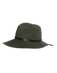 RAG&BONE Wide Brim Green Multi