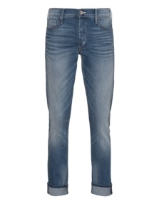 TRUE RELIGION Liv Slim Boyfriend Indigo Eclipse