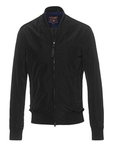 WOOLRICH Shore Bomber Black