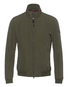 WOOLRICH Shore Oliv