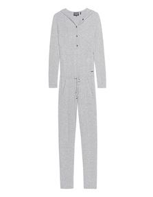 WOOLRICH Jumpsuit Cashmere Grey