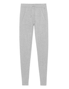 WOOLRICH Cashmere Cuffed Leg Grey