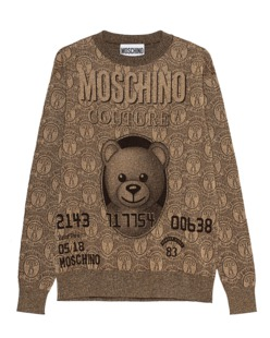 MOSCHINO Bear Effect Gold