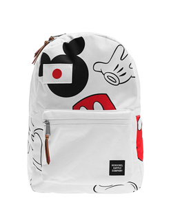 HERSCHEL SUPPLY CO. Settlement Mickey Mouse White