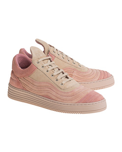 Filling Pieces Low Top Wavy Nude