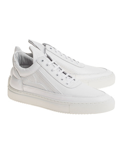 Filling Pieces Low Top Leaf 2.0 White