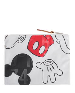 HERSCHEL SUPPLY CO. Network Mickey Mouse White