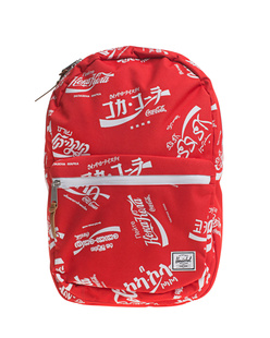 HERSCHEL SUPPLY CO. Settlement Coca Cola Red