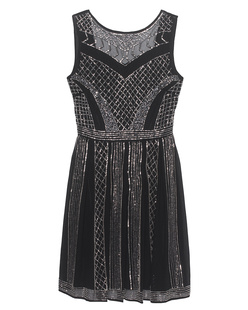 YOUNG COUTURE BY BARBARA SCHWARZER Cocktail Sequin Black