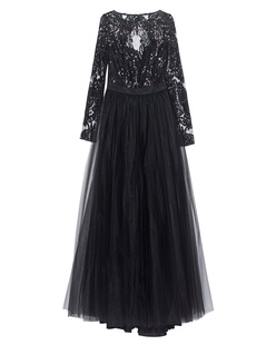 YOUNG COUTURE BY BARBARA SCHWARZER Ball Gown Black