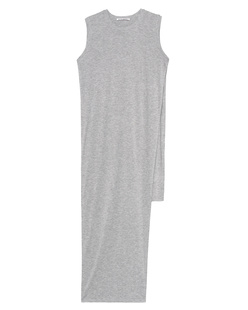 ACNE STUDIOS Ordelia Tencel Long Grey Melange