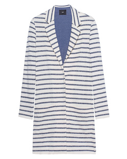 STEFFEN SCHRAUT Stripes Pocket Blue Beige
