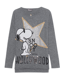 PRINCESS GOES HOLLYWOOD Snoopy Star Anthracite