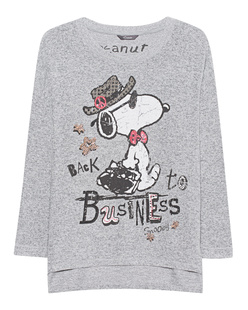 PRINCESS GOES HOLLYWOOD Snoopy Gainsboro Grey