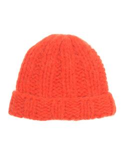 ACNE STUDIOS Jewel Alpaca Orange