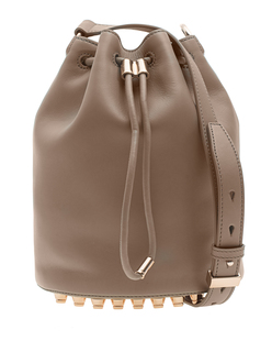 ALEXANDER WANG Alpha Bucket Latte