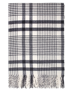 ACNE STUDIOS Canada White Navy Check