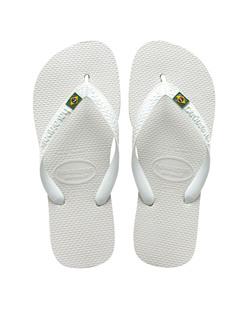 HAVAIANAS Brasil White