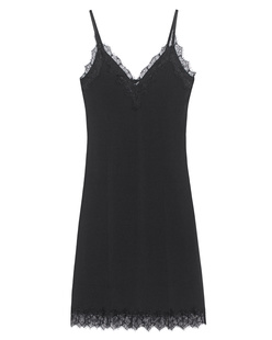 ROSEMUNDE COPENHAGEN Strap Dress Black
