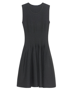 ANTONINO VALENTI Aries Skater Dress Grey