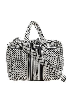 LALA BERLIN Big Bag Muriel Black