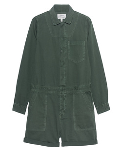CURRENT/ELLIOTT Jailbird Shortall Dark Olive