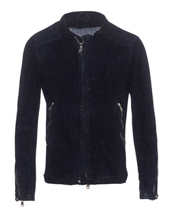 GIORGIO BRATO Passport Suede Dark Blue