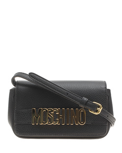 MOSCHINO Label Lettering Black